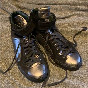 Kenneth Cole High Tops Sneakers